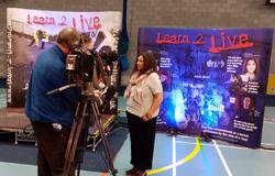 Learn2Live on the BBC and ITV