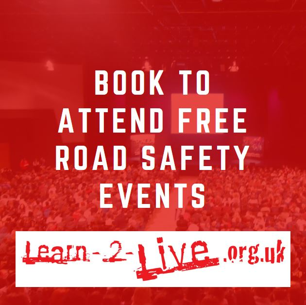 Learn2Live Road Safety - Book now!
